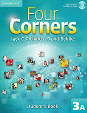 Four Corners Level 3 Student's Book A with Self-study CD-ROM and Online Workbook