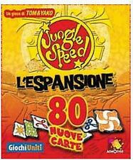 Jungle Speed L'Espansione - 80 Nuove Carte - Nuovo, New - Italiano