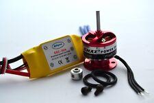 Brushless motor+ESC+Propeller Combo pack