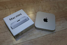 i7 QUAD-CORE Mac Mini Server 500GB 850 SSD + 2TB dual internal drives 16GB RAM