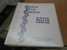 Creative Cycle Concepts 2005 Dealer BMW Catalog 24 Pages