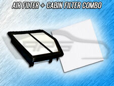 AIR FILTER CABIN FILTER COMBO FOR 2013 2014 2015 HONDA CIVIC - 1.8L MODEL ONLY