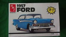 VINTAGE AMT ERTL 1957 FORD CAR MODEL KIT 1/25 #6584