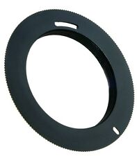 ADATTATORE ANELLO M42 PENTAX K M 42 K-7 ADAPTER RING LENS MOUNT