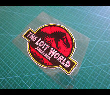 Jurassic Park THE LOST WORLD OFF-ROAD JEEP ute Van JDM Reflective Decal Sticker