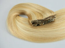 """20""""-22""""Remy Human Hair Clip in Extensions Thick to Ends Black Brown Blonde Red"""
