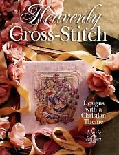 Heavenly Cross-Stitch: Designs With a Christian Theme, Barber, Marie, Good Book