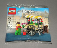 LEGO Creator Flower Cart Polybagged Set 40140 Mini Model Promo NEW Modular