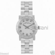Marc by Marc Jacobs Original MBM3055 Mini Women's Silver Steel Bracelet Watch