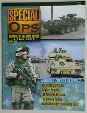 Concord Publication: SPECIAL OPS-JOURNAL OF  ELITE FORCES & SWAT UNITS VOL. 30