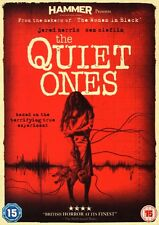 HAMMER HORROR DVD – The QUIET ONES – JARED HARRIS & OLIVIA COOKE