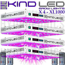 Kind LED Grow Lights K5 XL1000 - Bundle of 4 Lights! Limited Time Offer Buy Now!