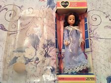 Vintage Sindy Sweet Dreams Sindy Mint in original box with background
