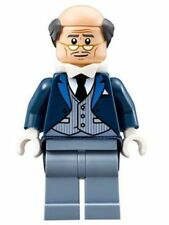 Alfred Pennyworth Butler Batman Lego movie Minifigure figure tv show cartoon
