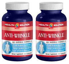 Stop aging now  ANTI WRINKLE ADVANCED NATURAL FORMULA  Anti aging supplement, 2B