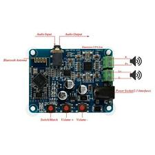 Two-channel Stereo Bluetooth Audio Receiver Digital Amplifier Board 2*10W U8W0