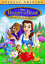 BEAUTY AND THE BEAST --BELLES MAGICAL WORLD  -- DISNEY