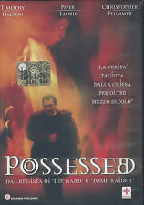Dvd **POSSESSED** con Timothy Dalton nuovo 2000