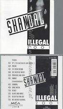 CD--, ILLEGAL 2001 -- -- SKANDAL