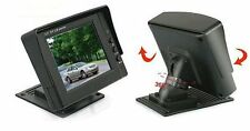 "3.5"" TFT-LCD Colour Monitor with rotating stand"