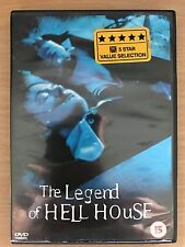 Roddy McDowall The LEGEND OF HELL HOUSE ~ 1973 Cult Horror Film | UK DVD