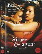 Aimee and Jaguar (1999, Max Färberböck) DVD NEW