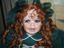 """VICKI WALKER Extremely Rare Collector Doll"""" KRISTI"""" Low #7 0f Only 75 USA MADE"""
