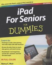 iPad For Seniors For Dummies-ExLibrary