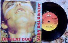 """ADAM & THE ANTS / DOG EAT DOG - PHYSICAL - 7"""" (UK 1980)"""