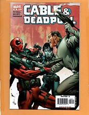 Cable & Deadpool #28 Domino High Grade NM to NM+