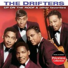 DRIFTERS~Up on the Roof & Other Favorites [Collectables]~(US) SEALED CD!!!