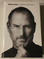 Steve Jobs by Walter Isaacson FREE SHIPPING Hardcover book apple CEO Memoir