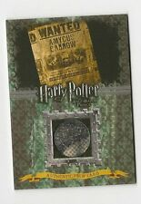 Carrow Wanted Poster Harry Potter: Half Blood Prince Update Prop Card /240 P11