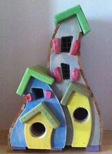 Whimsical Birdhouses *handcrafted in USA* *Independent wood worker*