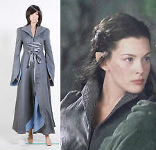 The Lord of the Rings Arwen Chase Dress Costume*Custom Made*
