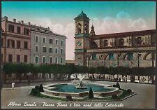 AD3514 Roma - Provincia - Albano Laziale - Piazza Roma