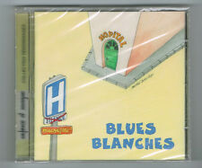 BLUES BLANCHES - ENFANCE & MUSIQUE - CD 9 TITRES - 1991 - NEUF NEW NEU