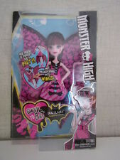 Monster High Draculaura Ghoul to Bat - NEU & OVP