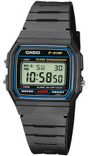 CASIO Digitaluhr F-91W-1YEF