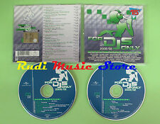 CD FOR DJS ONLY 2009/2 compilation 2009 THE KILLERS RUDENKO PLANET FUNK (C23)
