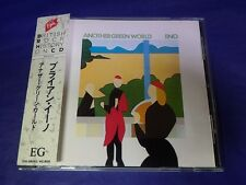 ENO Another Green World Japan CD Obi 1988 VJD-28061 Out Of Print