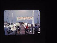 Original slide The Deck Seafood Restaurant Dock Bait Shop Gas Station Pump Boat