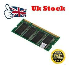 1GB RAM Memory for Toshiba Equium A60-692 (PC2700) - Laptop Memory Upgrade
