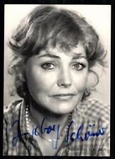 Ingeborg Schöner Rüdel Autogrammkarte Original Signiert ## BC 14594