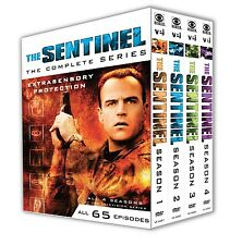 The Sentinel: Jim Ellison Complete TV Series Seasons 1 2 3 4 Boxed / DVD Set NEW