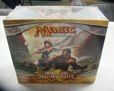 MTG SCARS OF MIRRODIN Fat Pack Factory Sealed FREE CONT. U.S. SHIPPING
