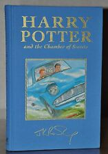 1ST/1ST DELUXE TRUE BLOOMSBURY EDITION~HARRY POTTER AND THE CHAMBER OF SECRETS
