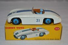 Dinky Toys 233 Cunningham C-5R Road Racer excellent plus condition in box