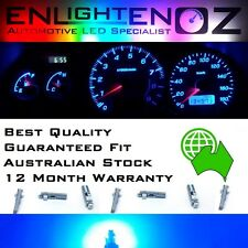 Blue EnlightenOz Premium LED Dash Kit -  Subaru Impreza RS GX R S WRX 2001-2007