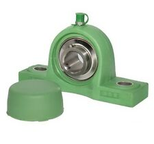 SUC-PPL206 30mm Thermoplastic Pillow Block Bearing with Stainless Steel Insert